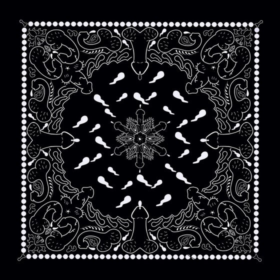 Image of Naughty Bandana