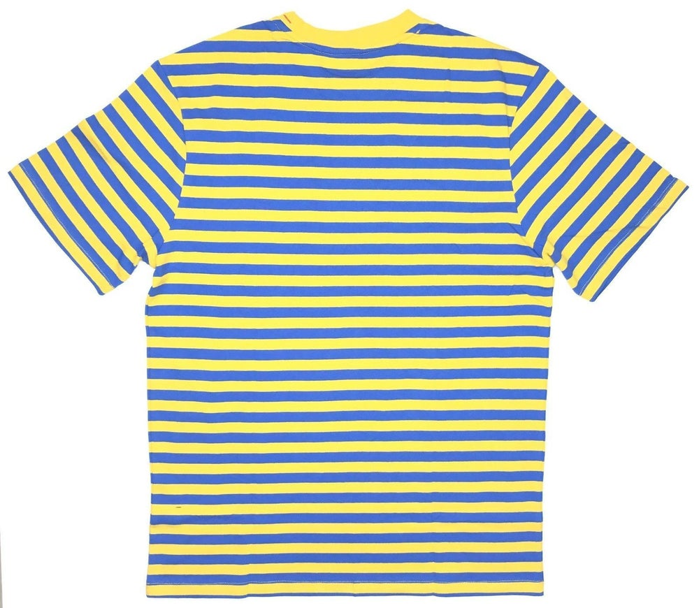 Image of Guess Original x A$AP Rocky David Reactive Short Sleeve- Yellow