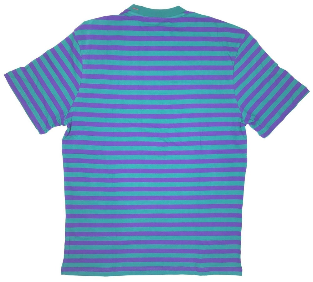 Image of Guess Original x A$AP Rocky David Reactive Short Sleeve Crew- Turquoise