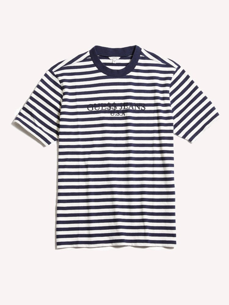 Image of Guess Original x A$AP Rocky David Reactive Short Sleeve- choose colors Size = XL