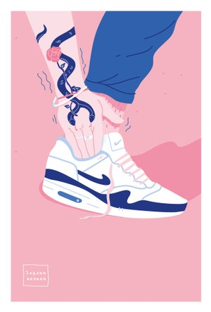 The Sneaker and the Snake