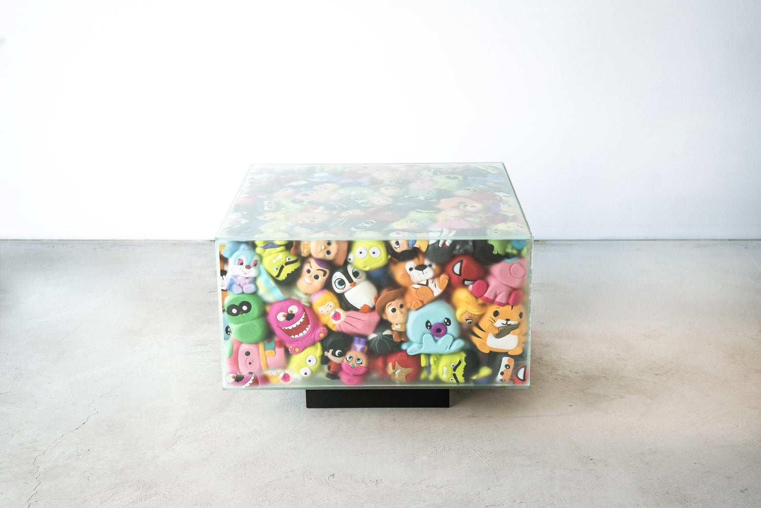 Image of Squishies Table
