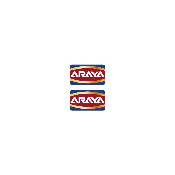 Image of Araya Rim Decals