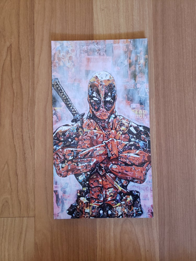 Image of Deadpool Postcard