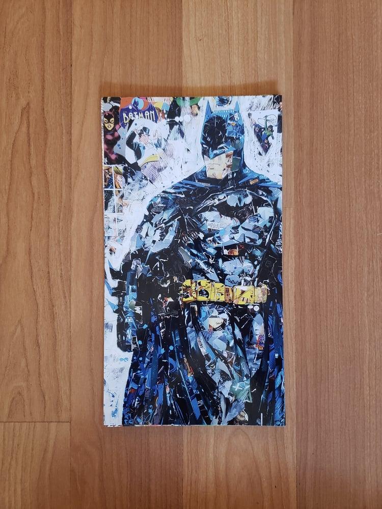 Image of Batman Postcard