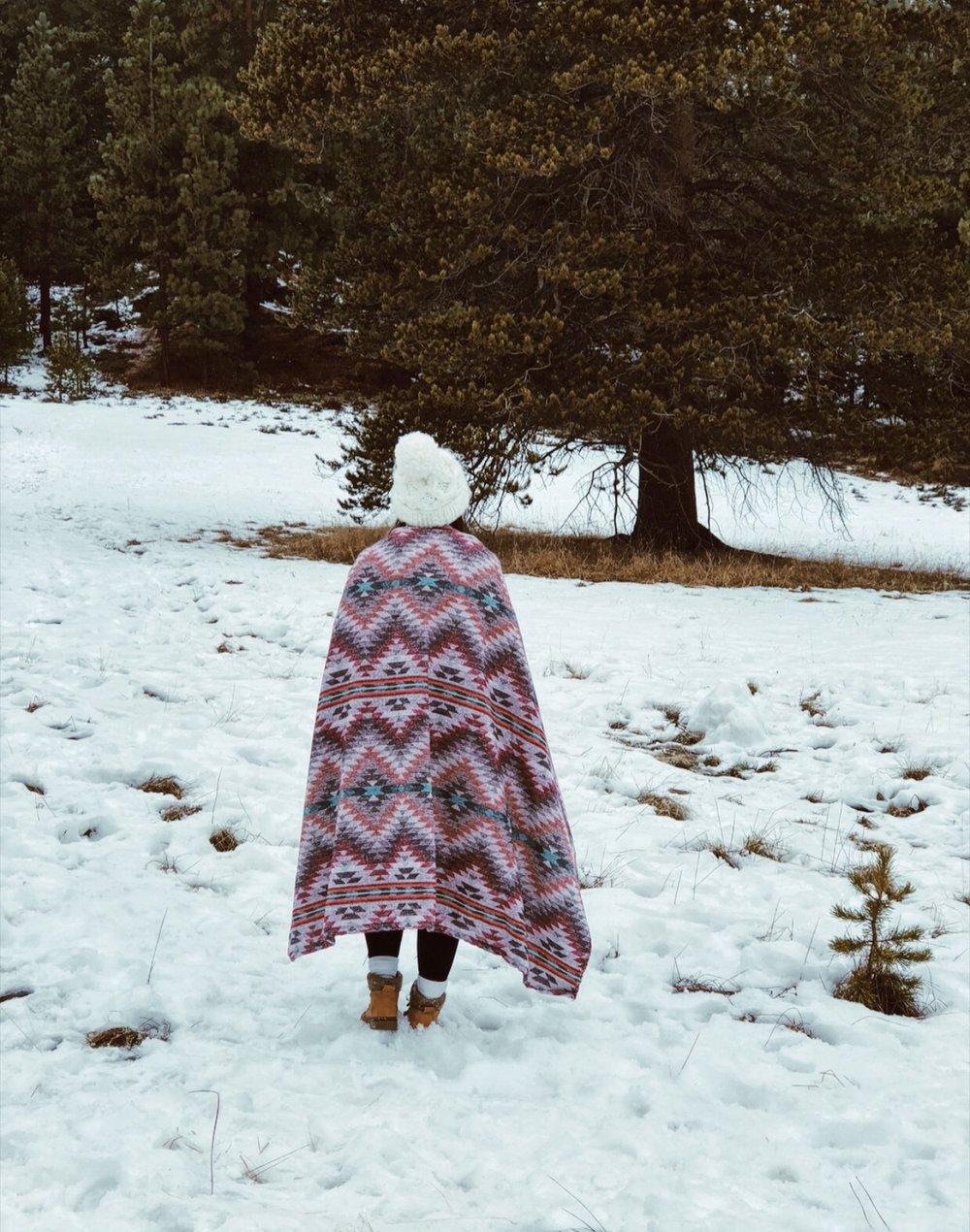 Image of Winter Wonderland Throw