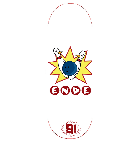 "Image of ""TWO BIRDS, ONE STONE"" DECK (Kenny Ende Pro-Model)"