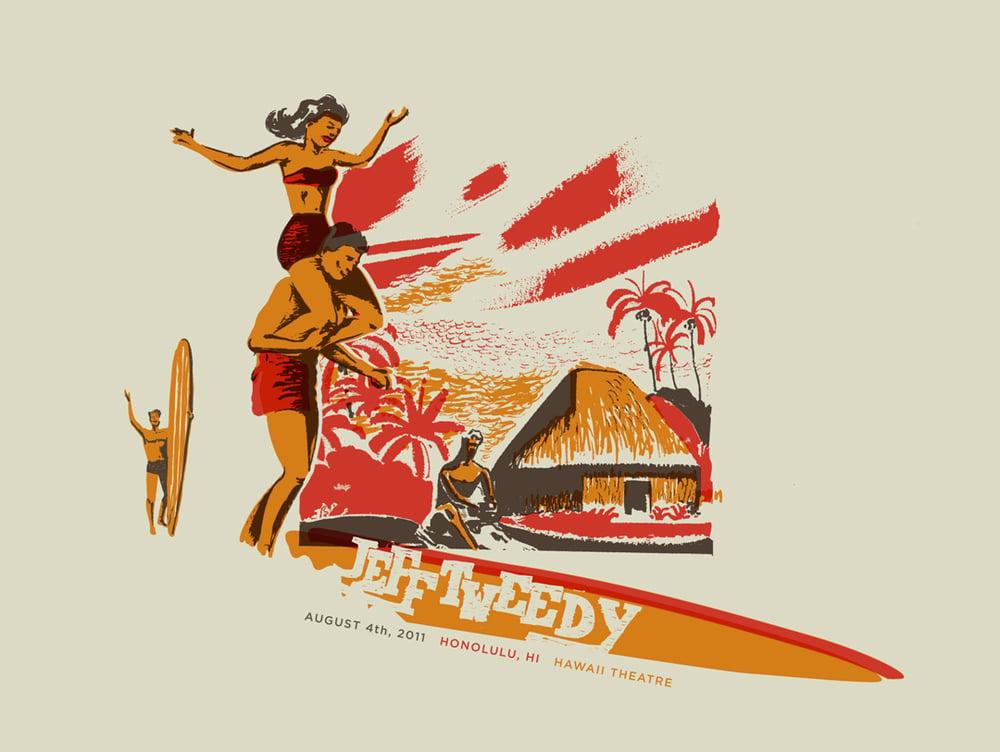 Jeff Tweedy - Honolulu, Hawaii 2011