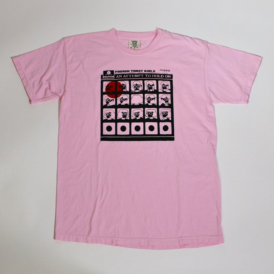 Image of Light Pink Hard Days Night Tee