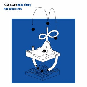 """Image of CAVE RAVER - DARK TIMES AND LOOSE ENDS 12"""" - FunnyThing45 - Preorder!"""