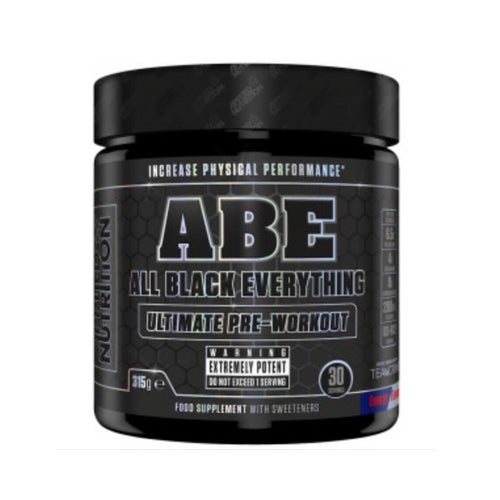 Image of Applied Nutrition ABE (30 Servings), Sports Watch & NP Shaker