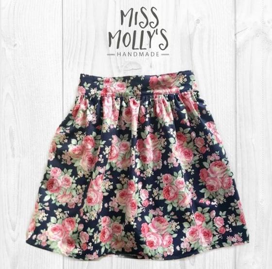 Image of Luci Skirt - Navy - Girls Size 12
