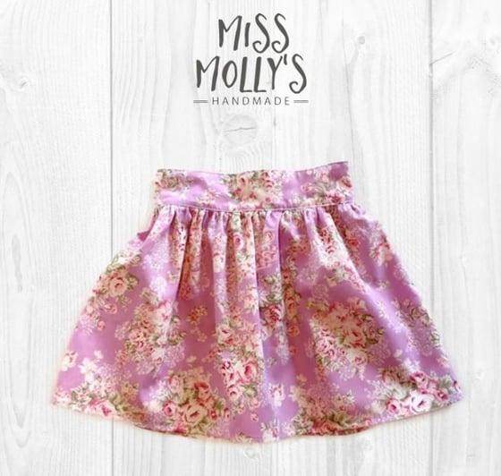 Image of Luci Skirt - Purple - Size 4