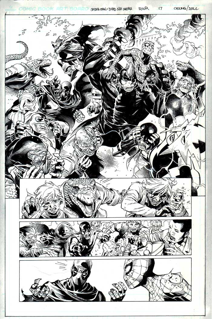 Image of SPIDER-MAN:DEAD NO MORE_THE CLONE CONSPIRACY #4_17