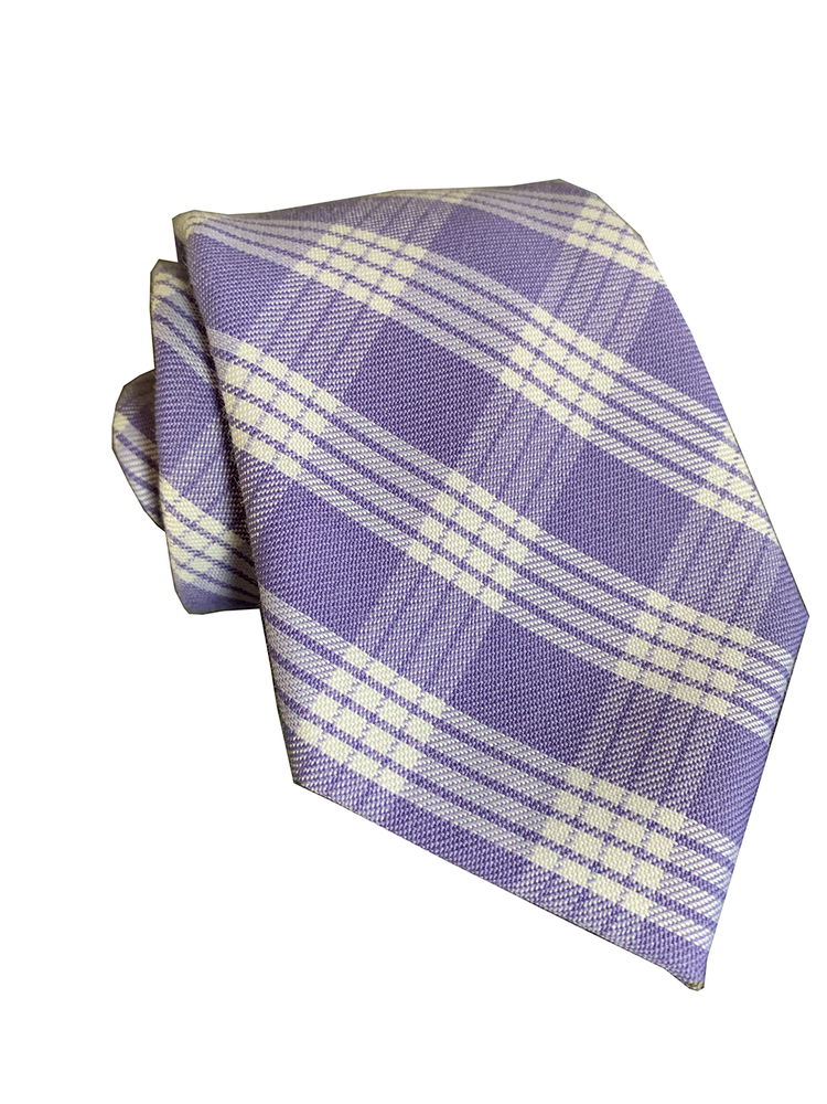 Image of Kalani Pe'a Poni Palaka Modern Necktie