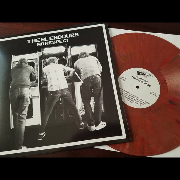 "Image of LP+CD: The Blendours ""No Respect"""