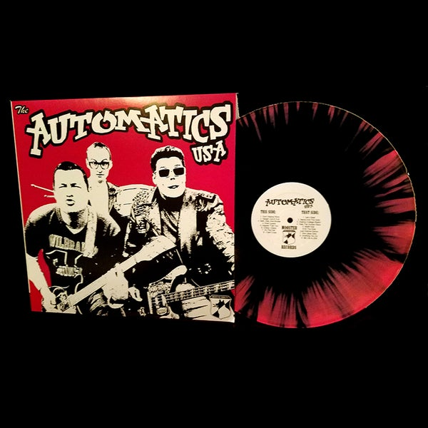 Image of LP: The Automatics Self Titled Reissue!