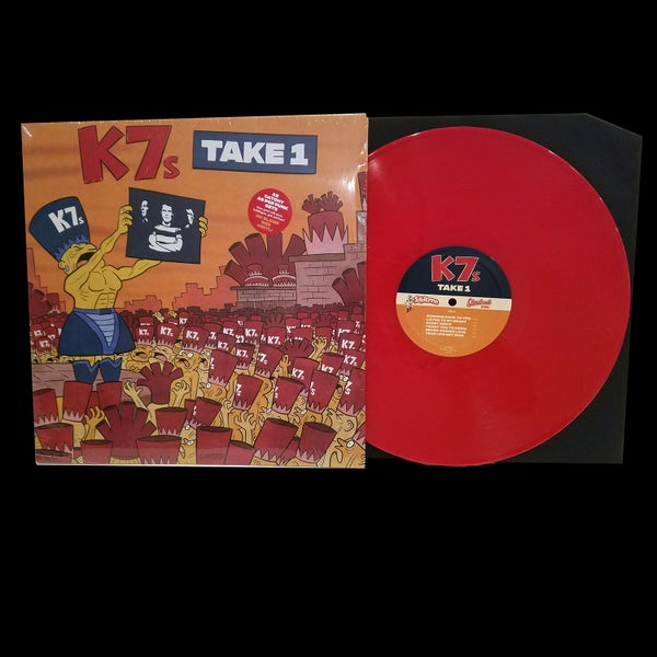 "Image of LP: K7's ""Take One"""