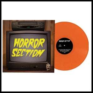 """Image of LP/CD: Horror Section """"Horror Section"""""""