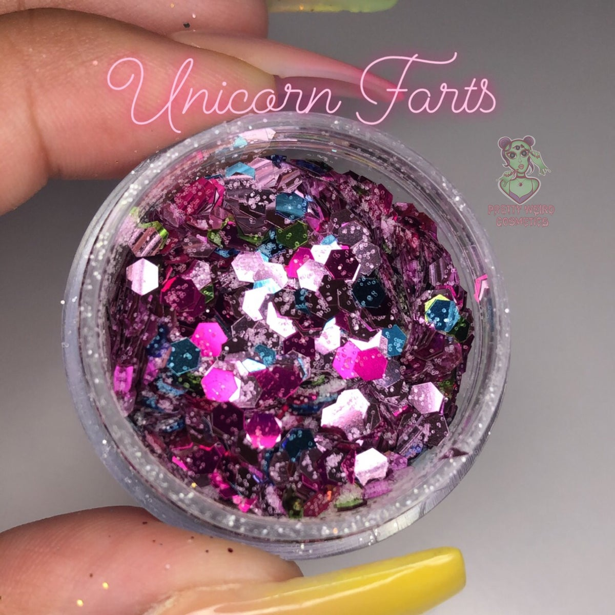 Image of Unicorn Farts Chunky Glitter