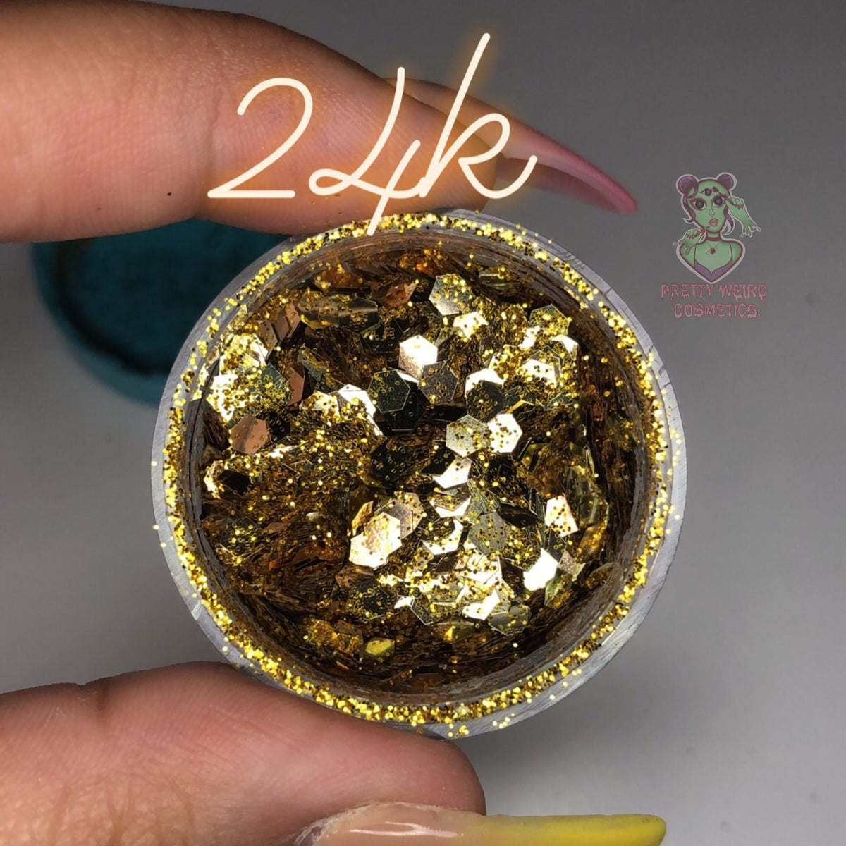 Image of 24K Chunky Glitter