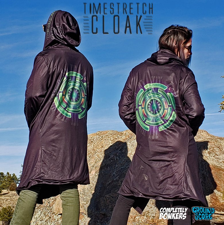 Image of Completely Bonkers - Timestretch Cloak
