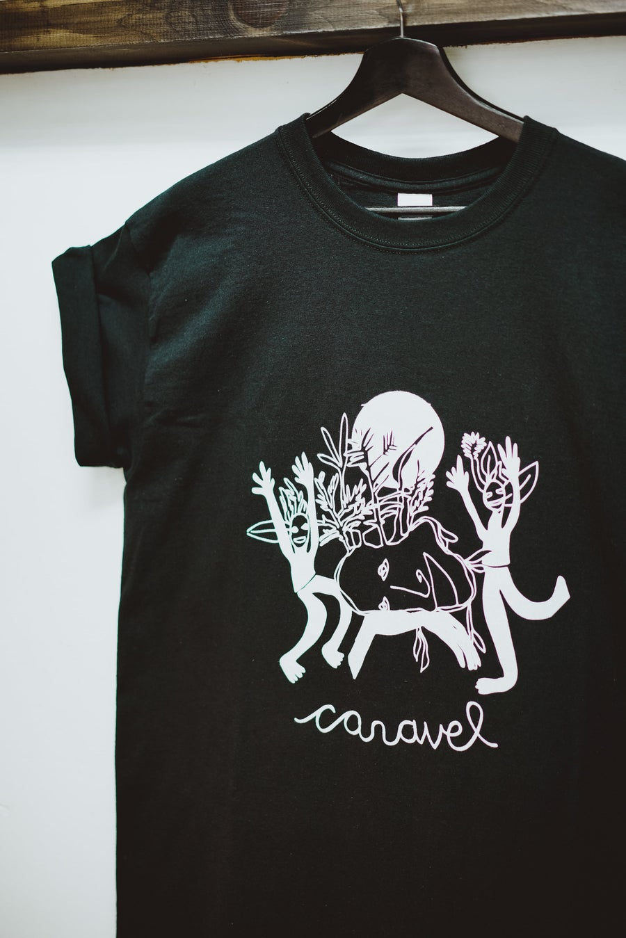 Image of T-shirt Caravel