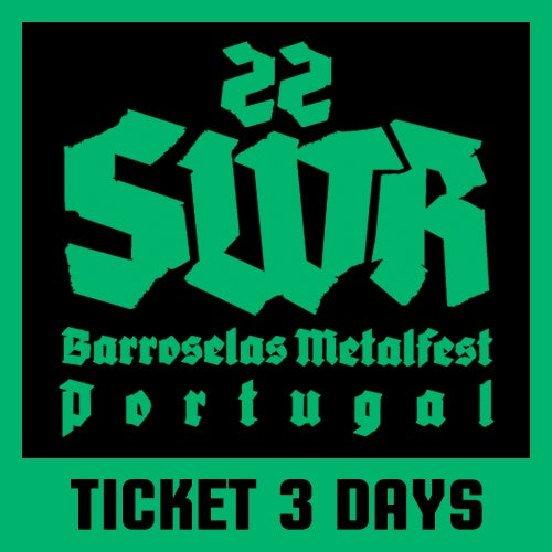 Image of SWR FEST 22 | TICKET 3 DAYS