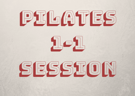 Image of 1-1 Pilates Session