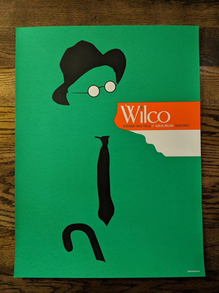 Image of Wilco, Dublin, Ireland. **RARE**