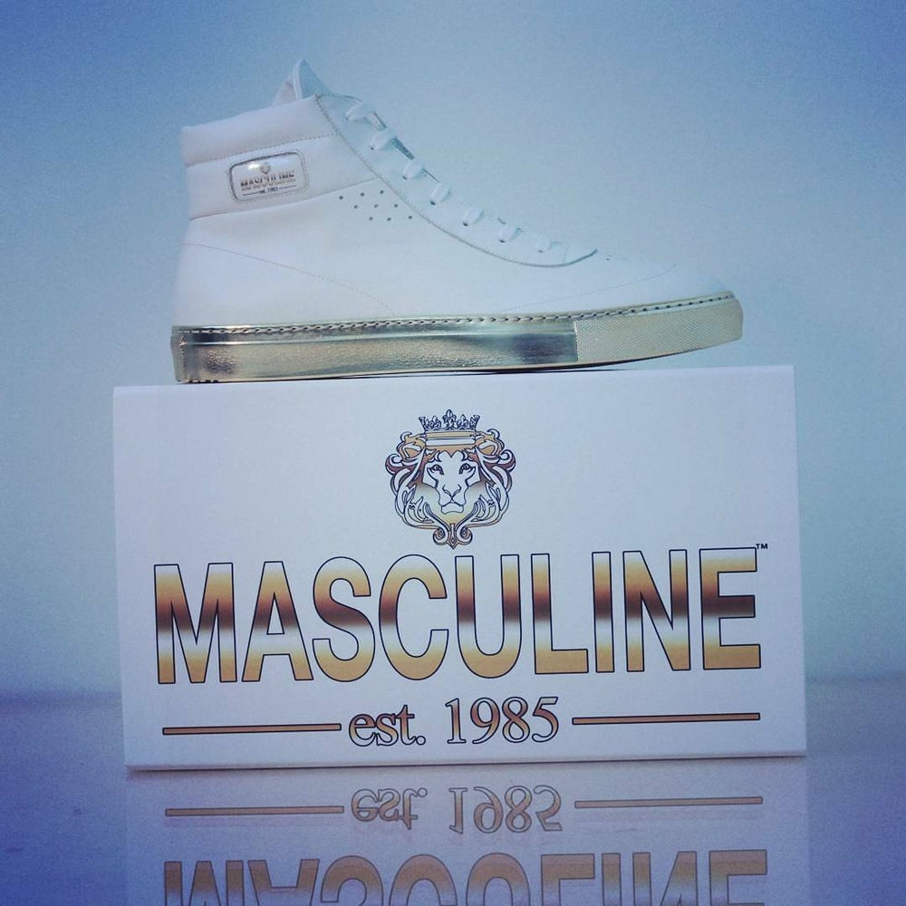"""Image of Masculine Footwear """"Superior"""""""