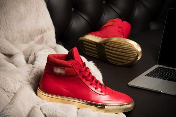 Image of Masculine Footwear