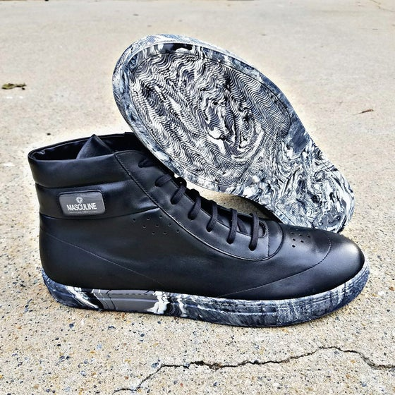 "Image of Masculine Footwear ""Marble Edition"""
