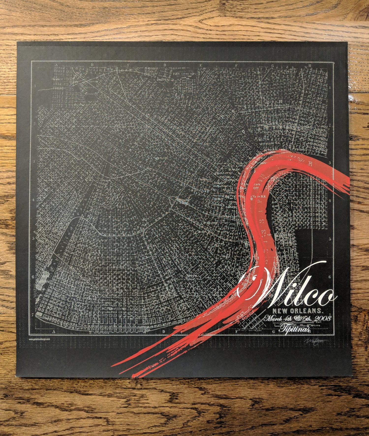 Image of Wilco, New Orleans, Tipitinas **RARE**