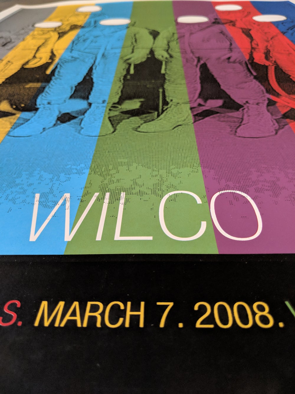 Wilco (Astronauts), Houston, Texas