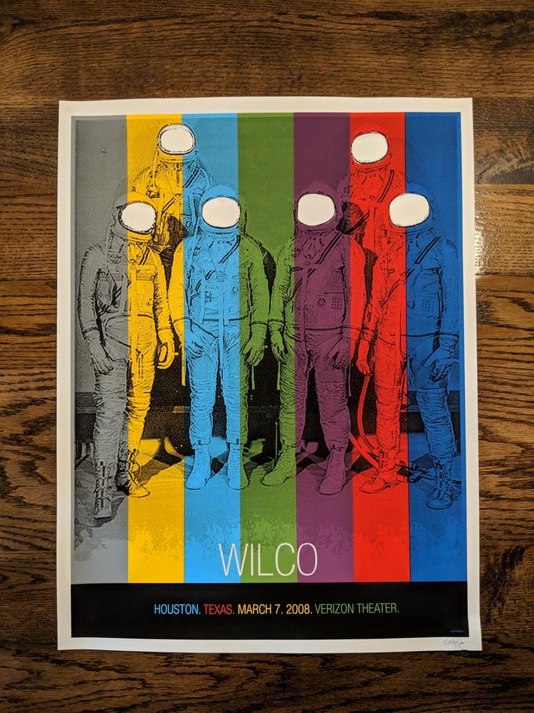 Image of Wilco (Astronauts), Houston, Texas