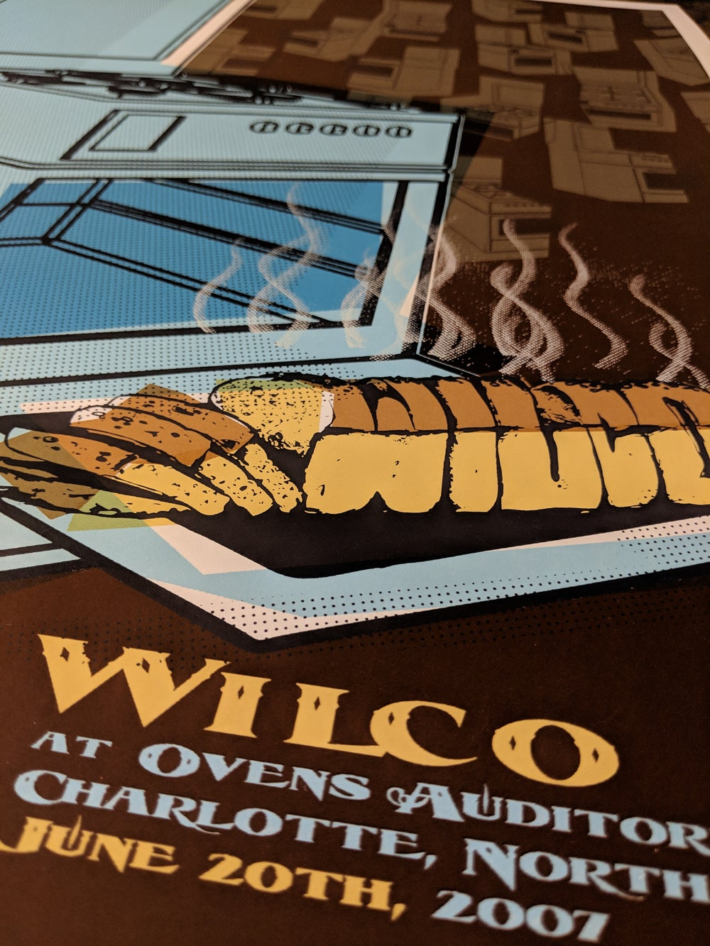 Wilco (Ovens) Charlotte, NC **RARE**