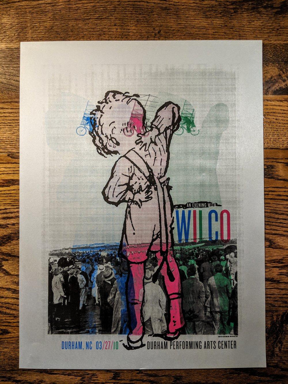 Wilco, (First in Flight), Durham, NC