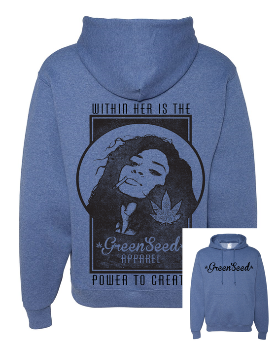 Image of within hoodie