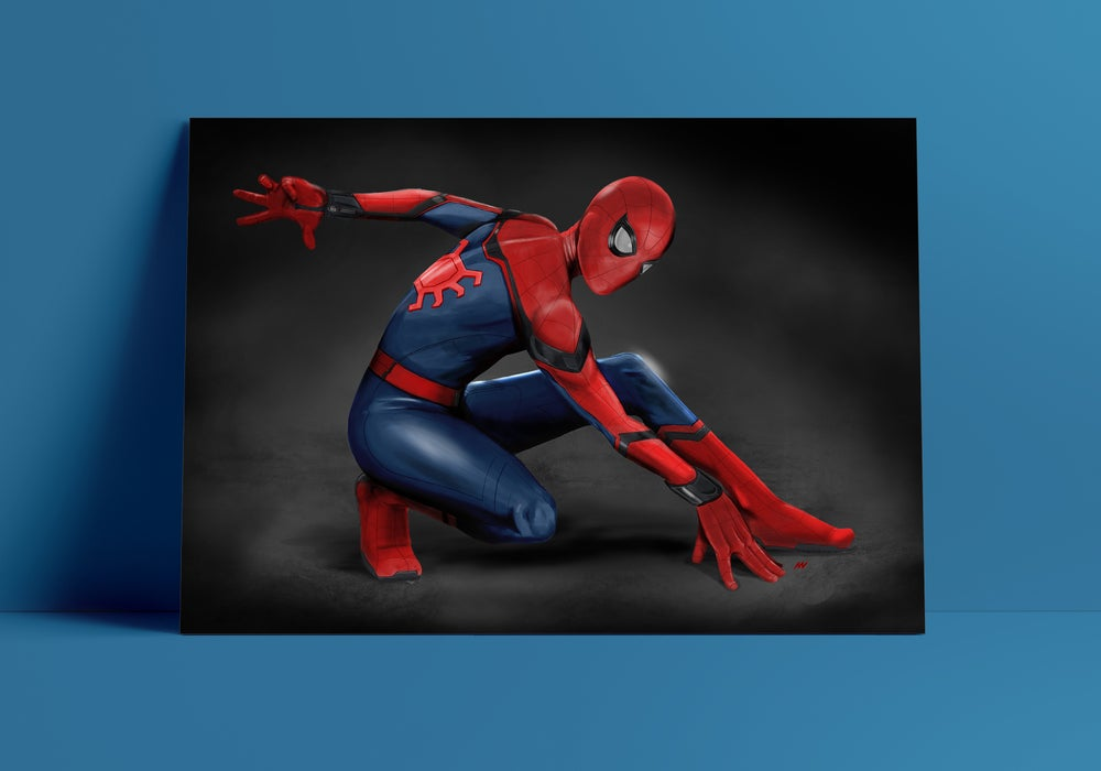 Image of Spider-Man Print