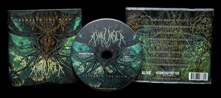 "Image of ""Beneath The Mind"" Jewalcase CD"