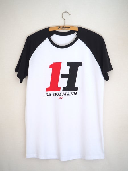 "Image of ""H1 TEE"" Special Edition - Organic cotton - White"