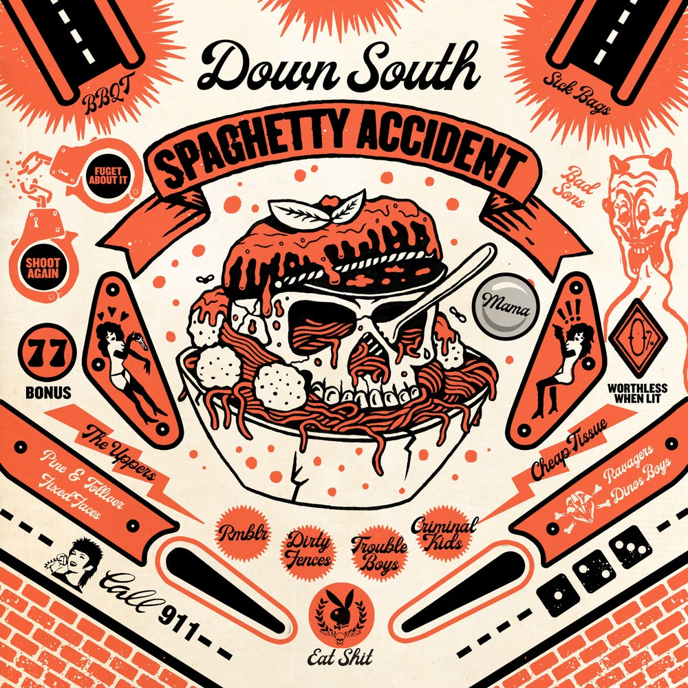 Image of Down South Spaghetty Accident LP