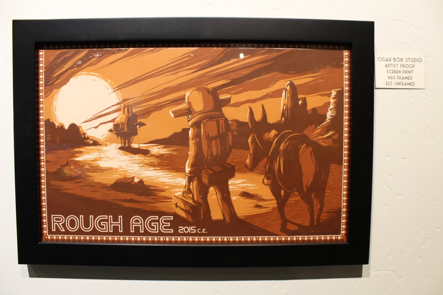 Image of Cigar Box Studios - Rough Age