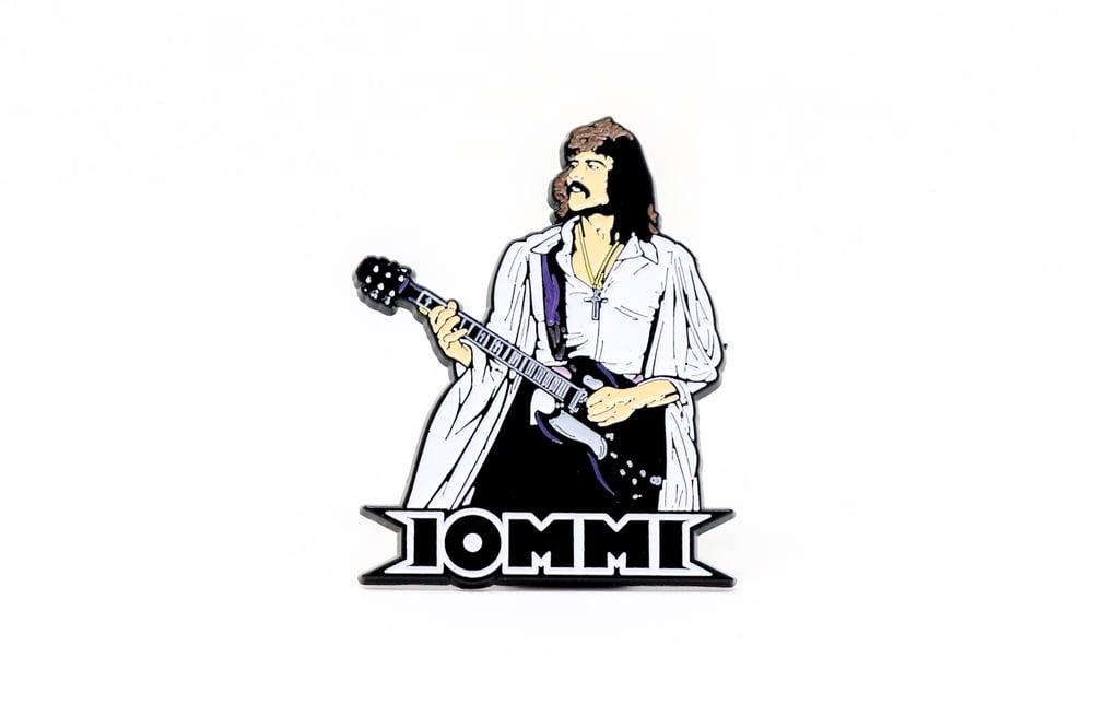 Image of Tony Iommi 70's
