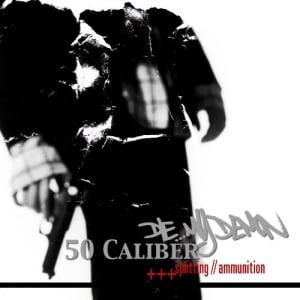 Image of Die My Demon / .50 Caliber - Splitting Ammunition CD