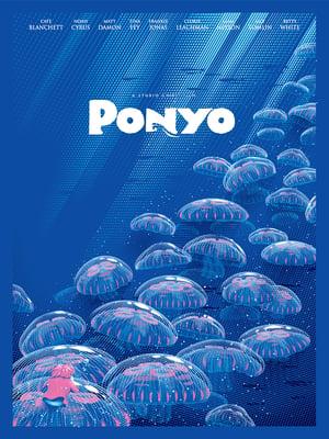 Image of Ponyo Foil APs