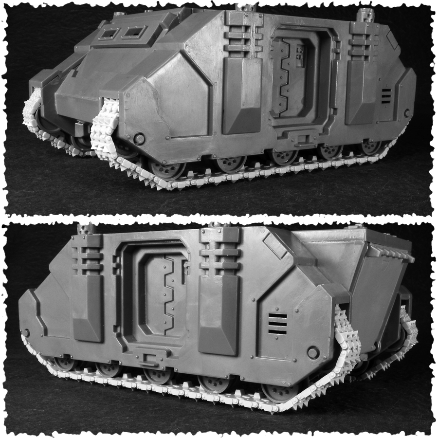 Image of Proditor Mk.2 Rhino Track Kit