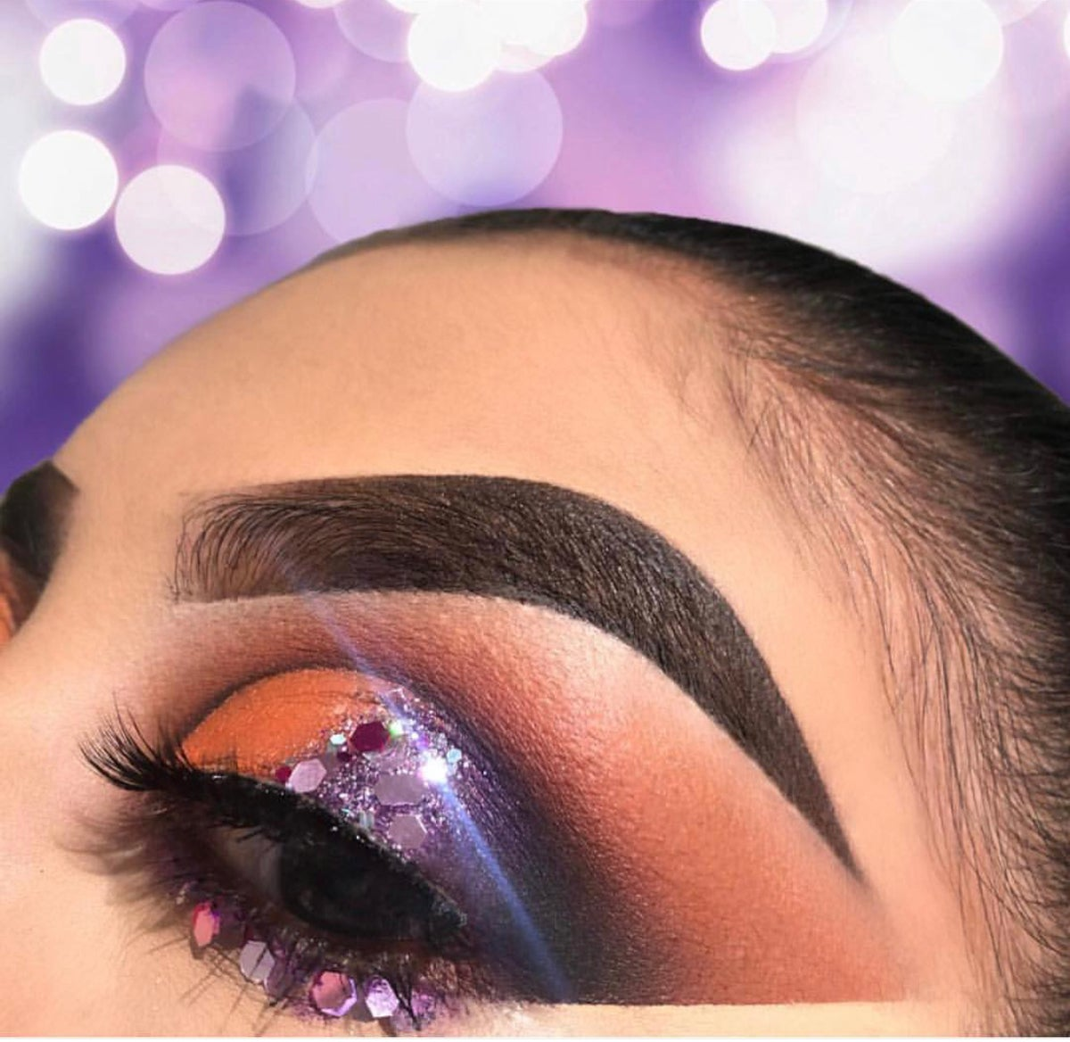Image of Ursula Chunky Glitter