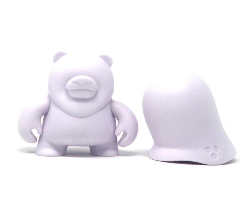"Image of Teddy Troops 2.0 6"" DIY / vinyl toy"